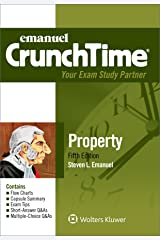 Emanuel CrunchTime for Property (Emanuel CrunchTime Series) Kindle Edition