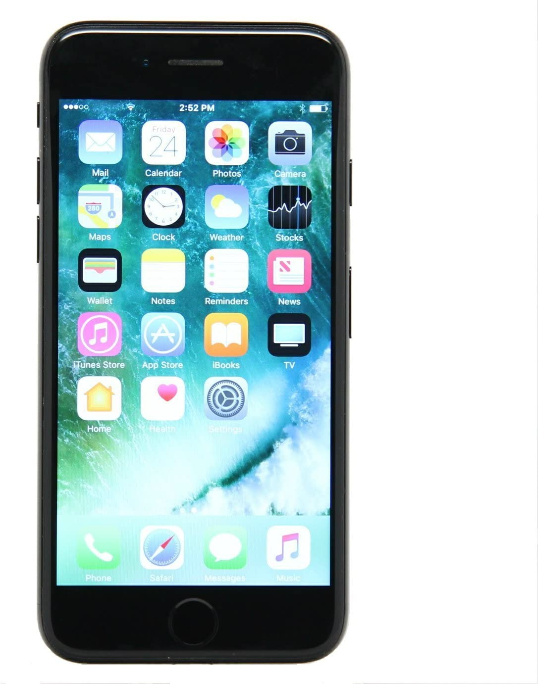 Apple iPhone 7, 32GB, Black for T-Mobile (Renewed)
