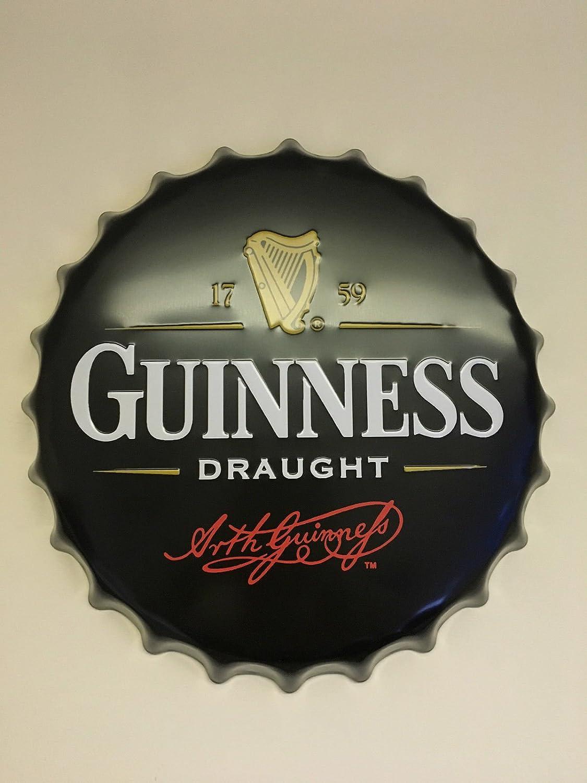 Man Cave Home Bar Guinness Tin Bar Sign
