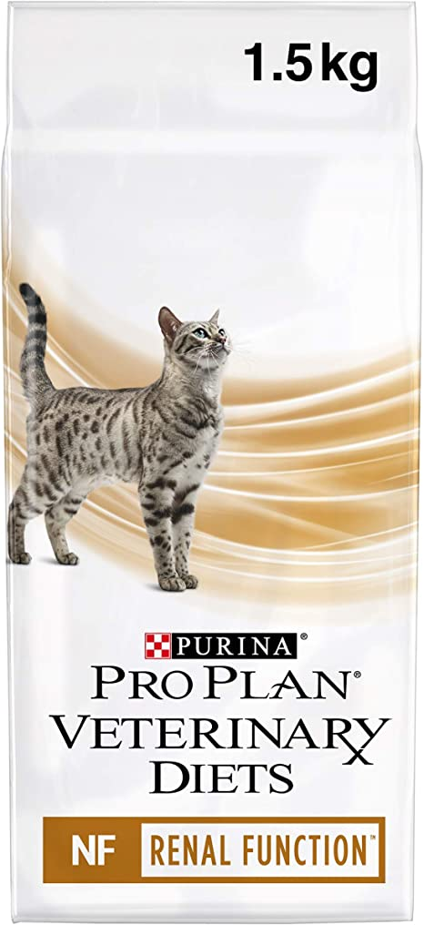 Purina Pro Plan Vet Feline Nf 1.5Kg: Amazon.es: Productos para ...