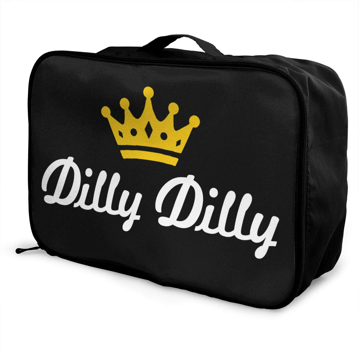 Dilly Dilly Travel Bag Men Women 3D Print Pattern Gift Portable Waterproof Oxford Cloth Bags