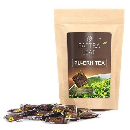Puerh - Bolsas de té negras - Yunnan Ripe Puerh Tea ...