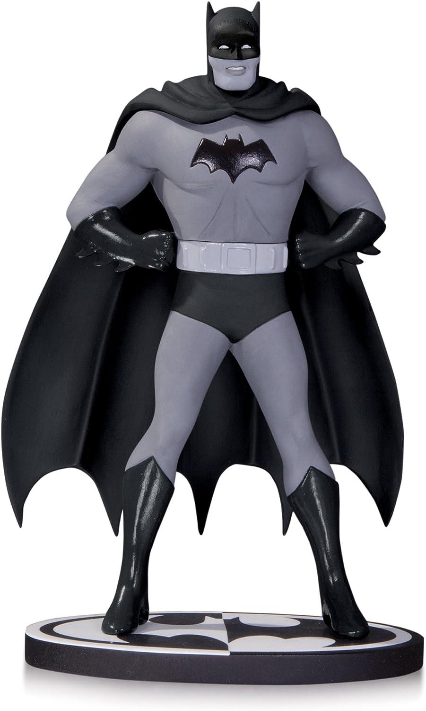 BATMAN BLACK & WHITE STATUE BATMAN BY INFANTINO