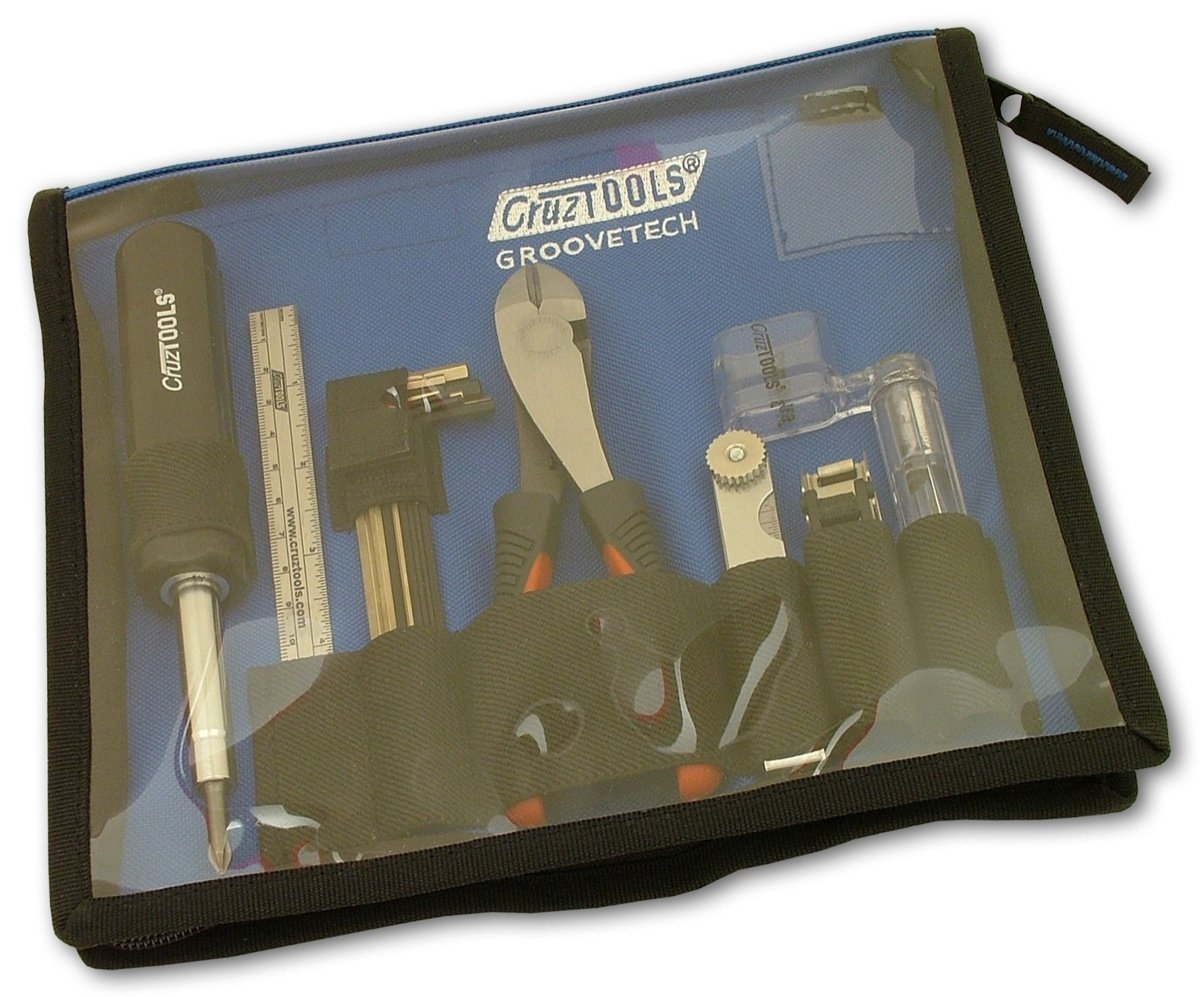 CruzTOOLS GrooveTech Guitar Player Tech Kit