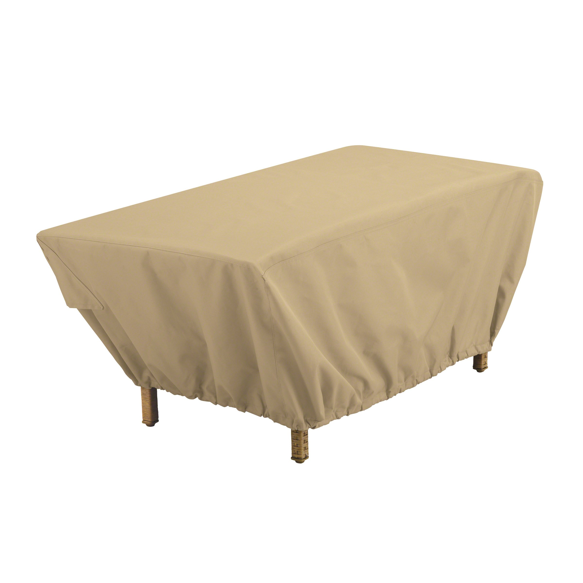 Classic Accessories Terrazzo Rectangular Patio Coffee Table Cover by Classic Accessories