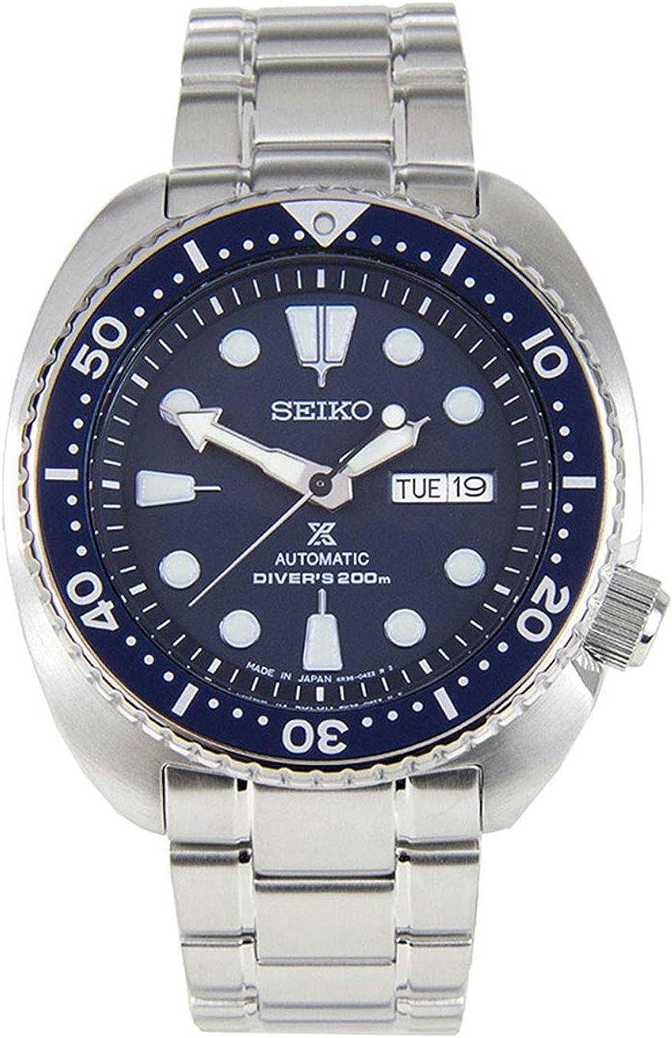 Seiko Men's SRP773J1 'Prospex' Stainless Steel Watch