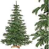 fairytrees weihnachtsbaum k nstlich alpentanne premium material mix aus spritzguss pvc inkl. Black Bedroom Furniture Sets. Home Design Ideas