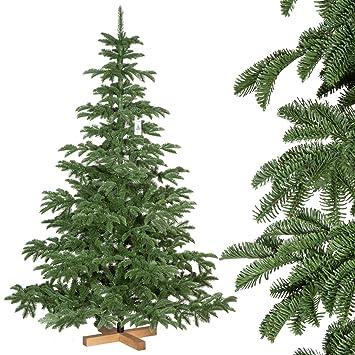 FairyTrees Arbre de Noël Artificiel Sapin des Alpes Premium ...