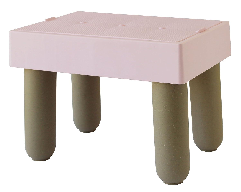 八幡化成 ステップフィル(ステップスツール) ピンク B078W1P9FHピンク