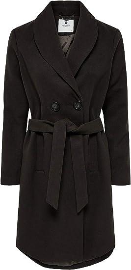 Jaqueline de Yong damski płaszcz przejściowy: Odzież
