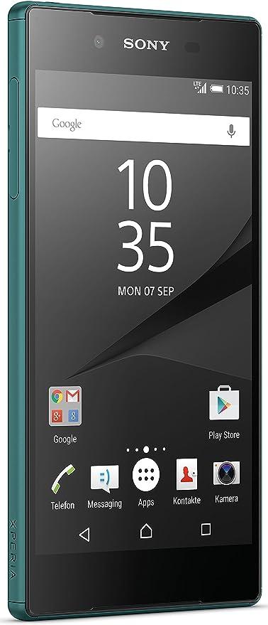 Sony Xperia Z5 Smartphone Dual Sim (Pantalla De 13,2 Cm (5,2 ...