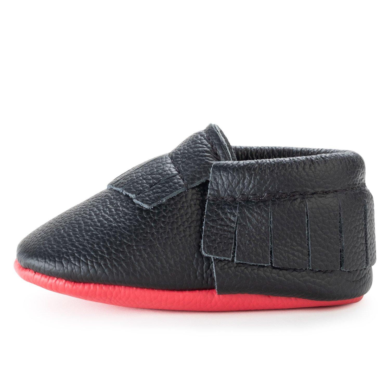 Mocassins pour Bébés BirdRock - Chaussures Garçons et Filles en Cuir à...