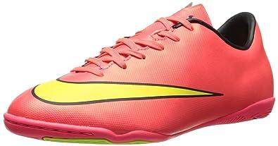 Nike Kids Jr Mercurial Victory V IC Hypr Punch MTLC Gld Cn Blk  5ffdd09b5
