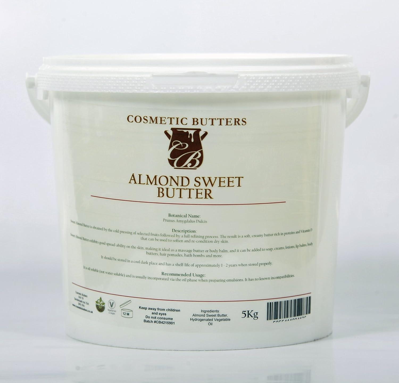 Almond Blended Butter - 5Kg B01276TYKG