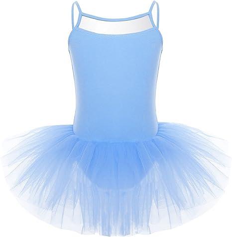 feeshow Niños Aquellas balletk Ballet Danza Camiseta maillot con ...