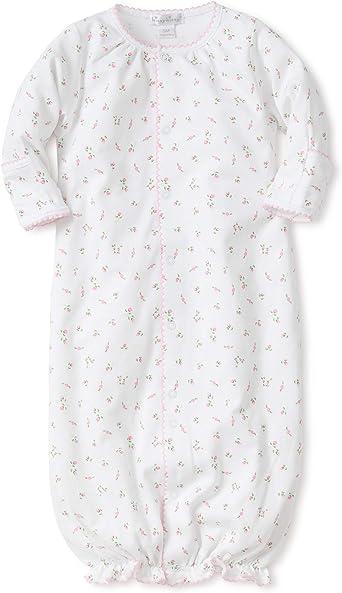 Garden Roses Kissy Kissy Baby Girls Pajamas Year Round Print