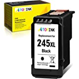 ATOPINK Remanufactured Ink Cartridge Replacement for Canon PG-245XL 245 XL 245XL PG-245 PG-243 (1 Black) Work with Pixma MX49
