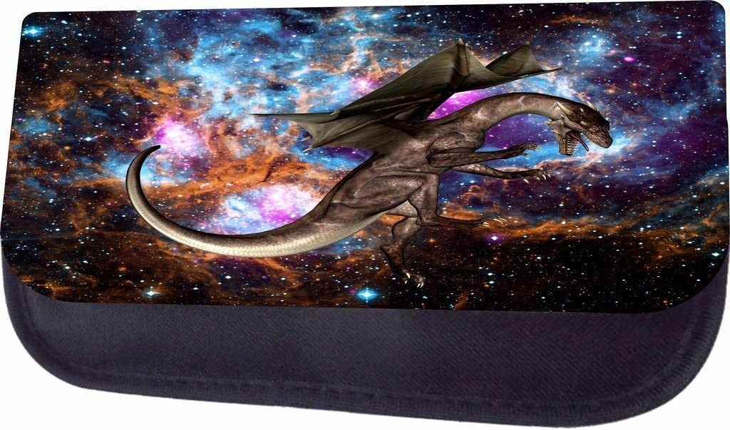 Galactic Dragon Jacks Outlet School Backpack and Pencil Case Set