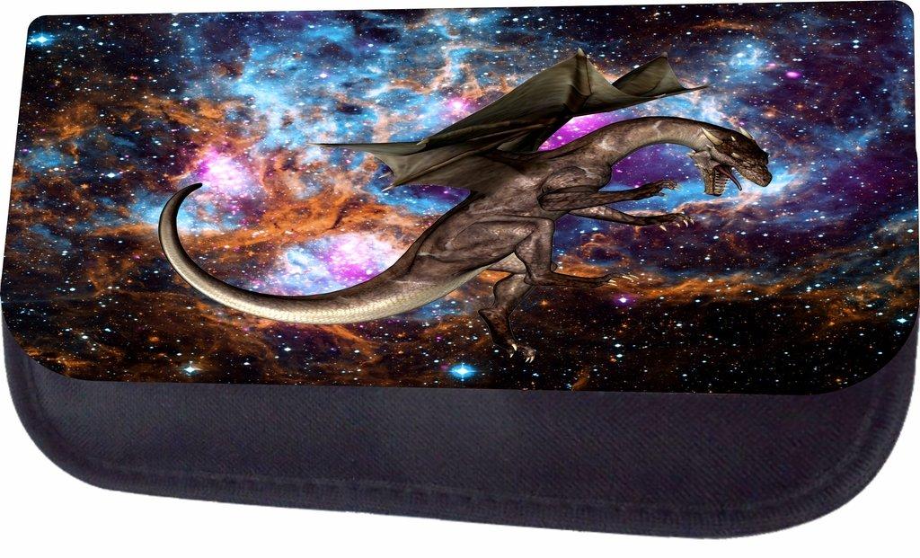 Space Nebula Jacks Outlet School Backpack and Pencil Case Set