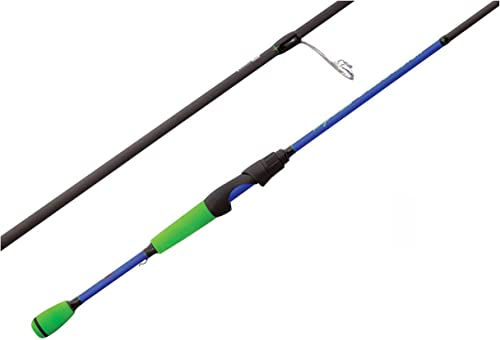 Lews Fishing WMSS70ML Wally Marshall Speed Shooter Rod, 7 1Piece Rod, 4-10 lb Line Rate, 1 64-1 4 oz Lure Rate, Medium Light Power