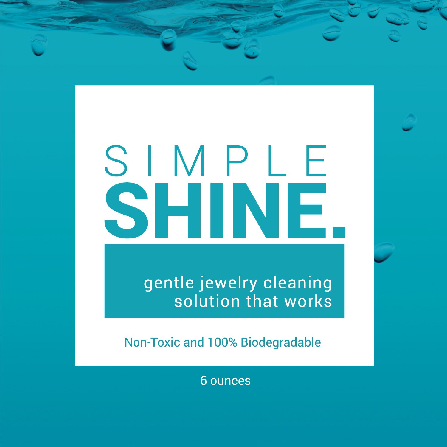 Amazon: Gentle Jewelry Cleaner Solution  Gold, Silver, Fine & Fashion  Jewelry Cleaning  Ammonia Free Clean: Jewelry