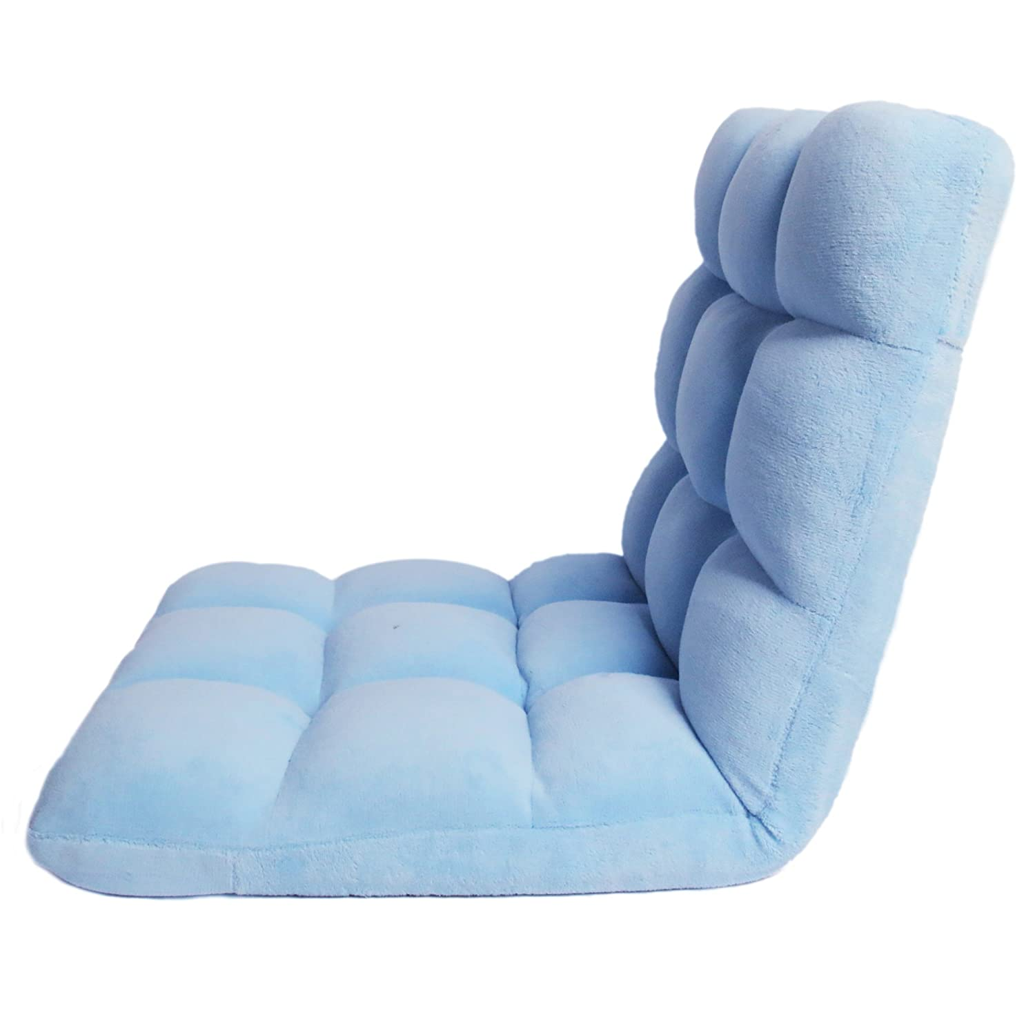 Amazon.com: loungie Microplush silla reclinable – Esterilla ...