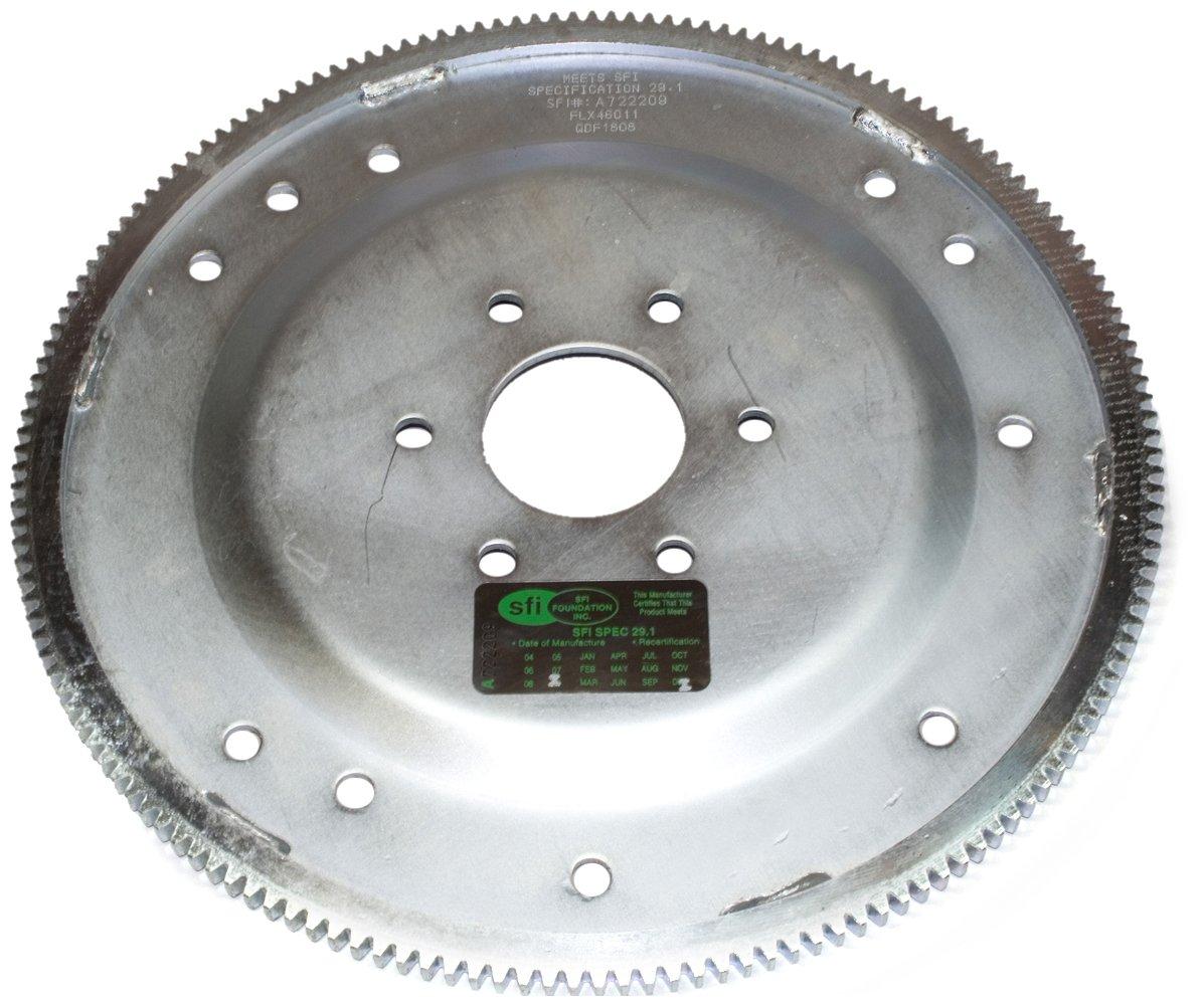 PRW 1846011 Xtreme Duty SFI-Rated Steel Flexplate for Ford 429-460, 164 Teeth Internal Balance