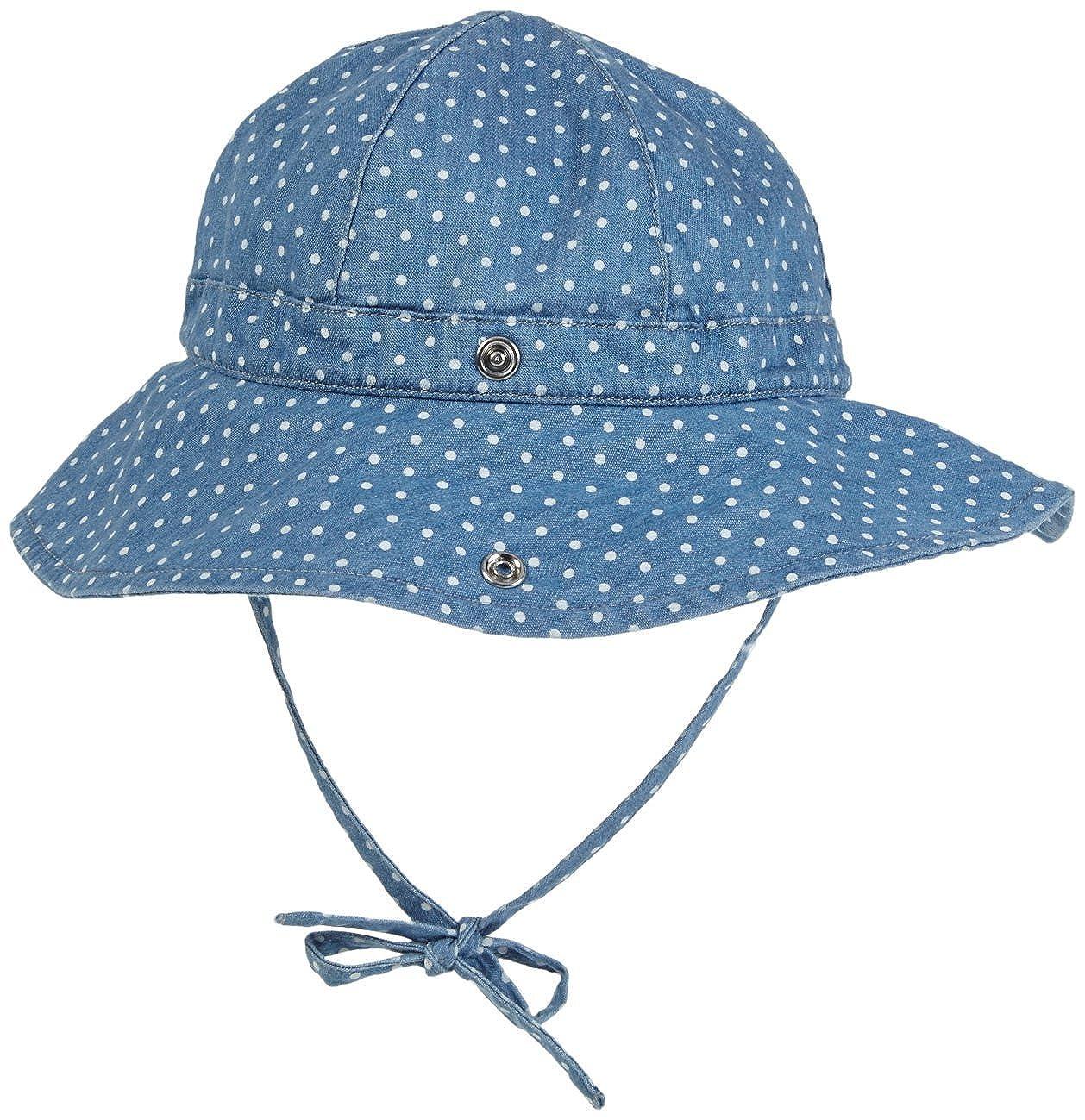 Petit Bateau Baby Girl Dot Hat
