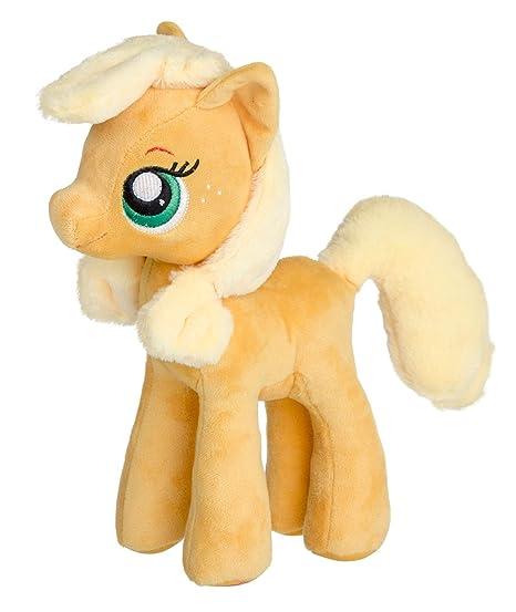 MLP My Little Pony Juguete Suave muñeco de Peluche pequeños Ponies 27 cm (Applejack)