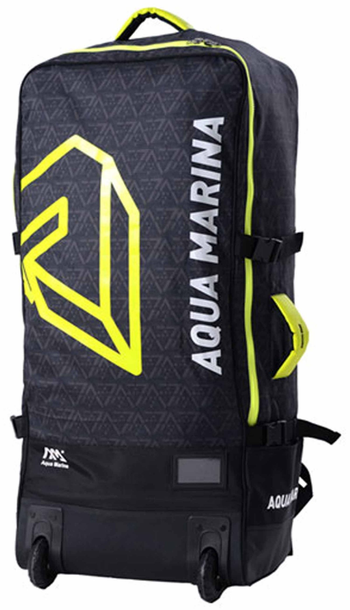 Aqua Marina Easy Transport Premium Wheely Backpack Clamshell Design with Padded Shoulder Straps for All Inflatable Paddleboards and Kayaks