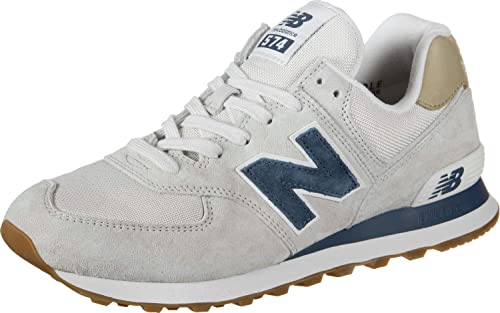 new balance 574 uomo beige