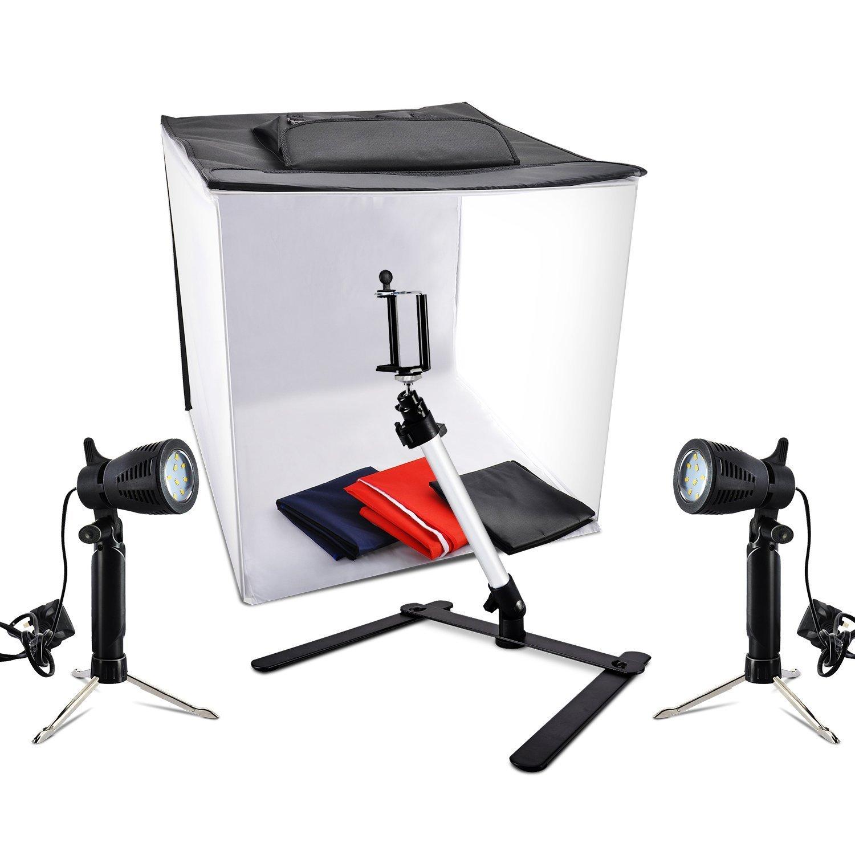 Fotografía 60cm x 60 cm Caja de Fotografía Portátil con...