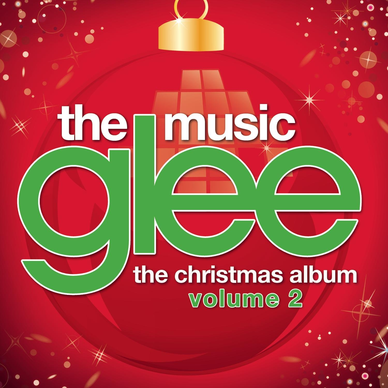Glee Cast - Glee: The Music, The Christmas Album Volume 2 - Amazon ...