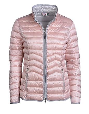 pretty nice 3fb1d 4aaf1 Bexleys Woman Steppjacke Thermo-Light rosa/rose/grau - Jacke ...