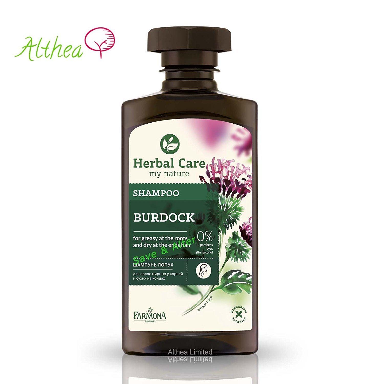 Farmona Herbal Care My Nature Burdock Shampoo 330ml