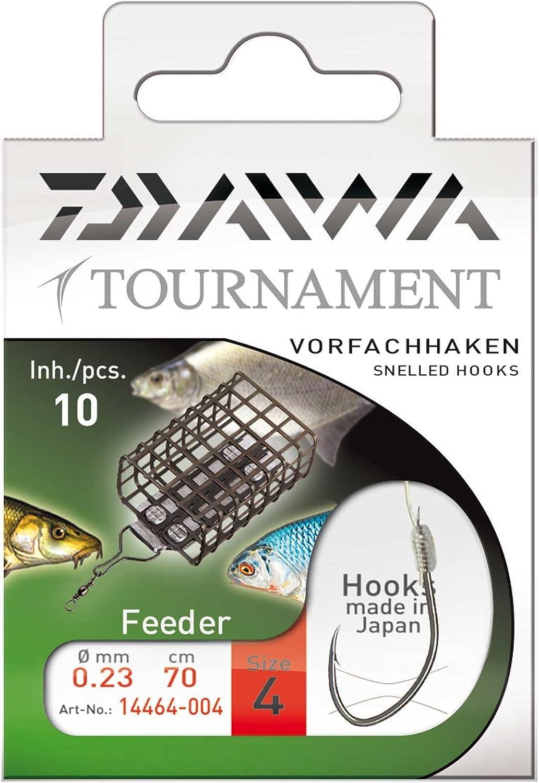 DAIWA TOURNAMENT Feederhaken Gr.4 Feeder Haken