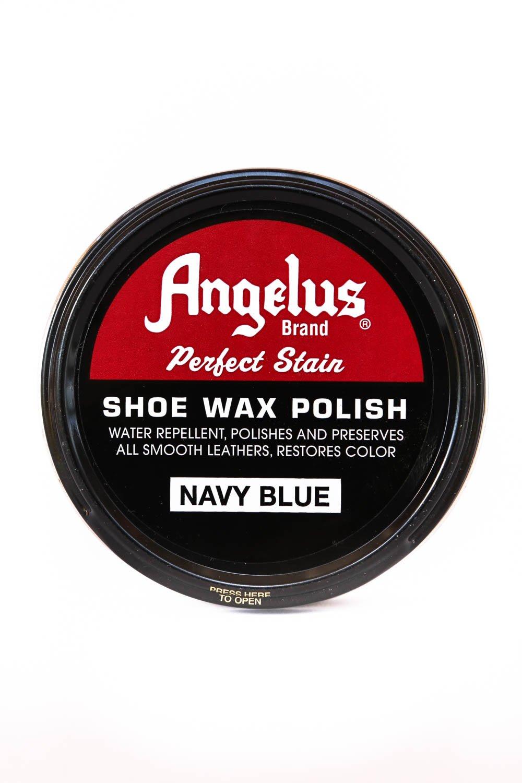 Angelus Shoe Wax Polish (Navy)