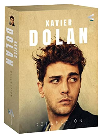 Xavier Dolan Collection 4 Dvd Box Set Dvd Italian Import