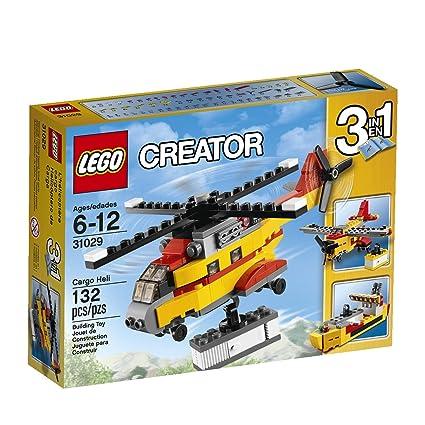 Amazon.com: LEGO Creator Cargo Heliplane: Toys & Games