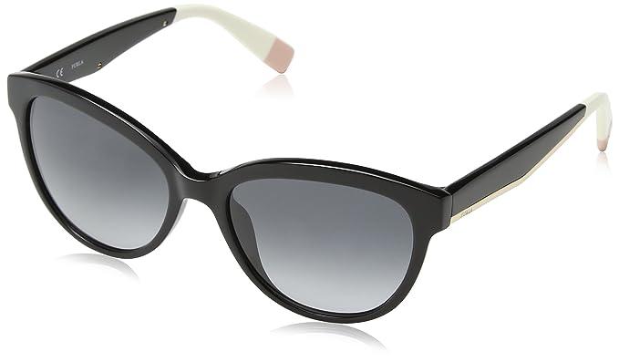 Furla Arabesque Sunglasses in Havana SFU148 0743 55 Furla L5JXgeX