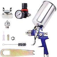 $32 » B4B BANG 4 BUCK High Performance HVLP Gravity Feed Spray Gun with 1.4mm Fluid…