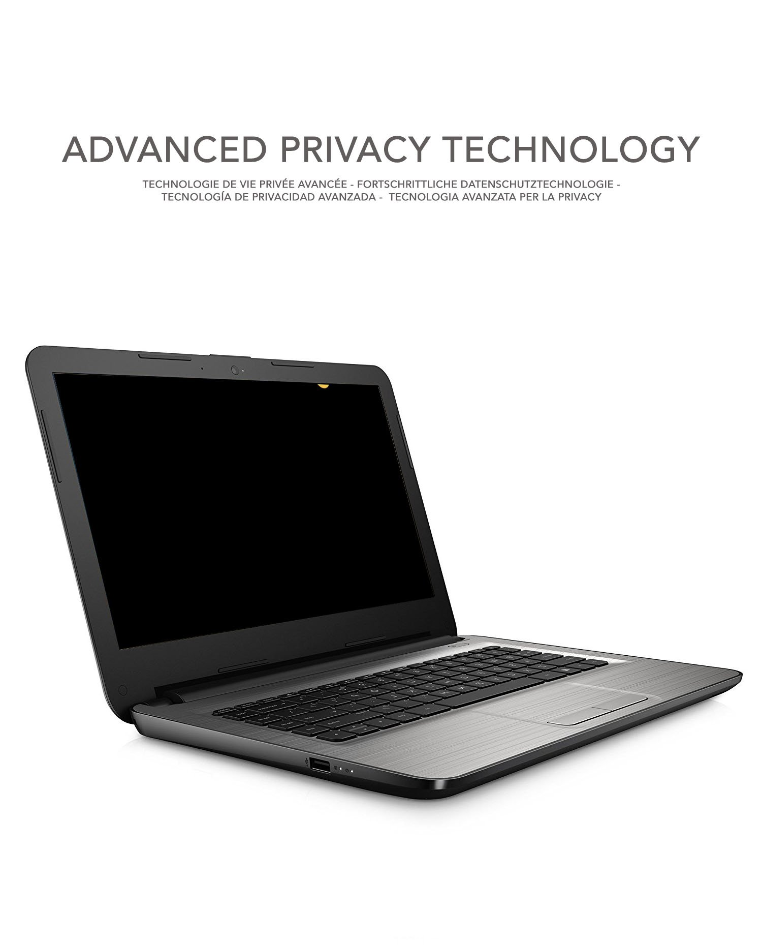 VistaProtect - Premium Privacy Screen Filter & Protector for Laptop Computers (14'' inches) by VistaProtect (Image #4)