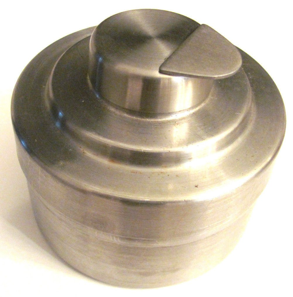 GAF 35mm Stainless Steel single roll film Developing Tank
