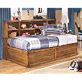 Signature Design by Ashley B362-51 Delburne Collection Storage Drawers, Twin/Full, Medium Brown
