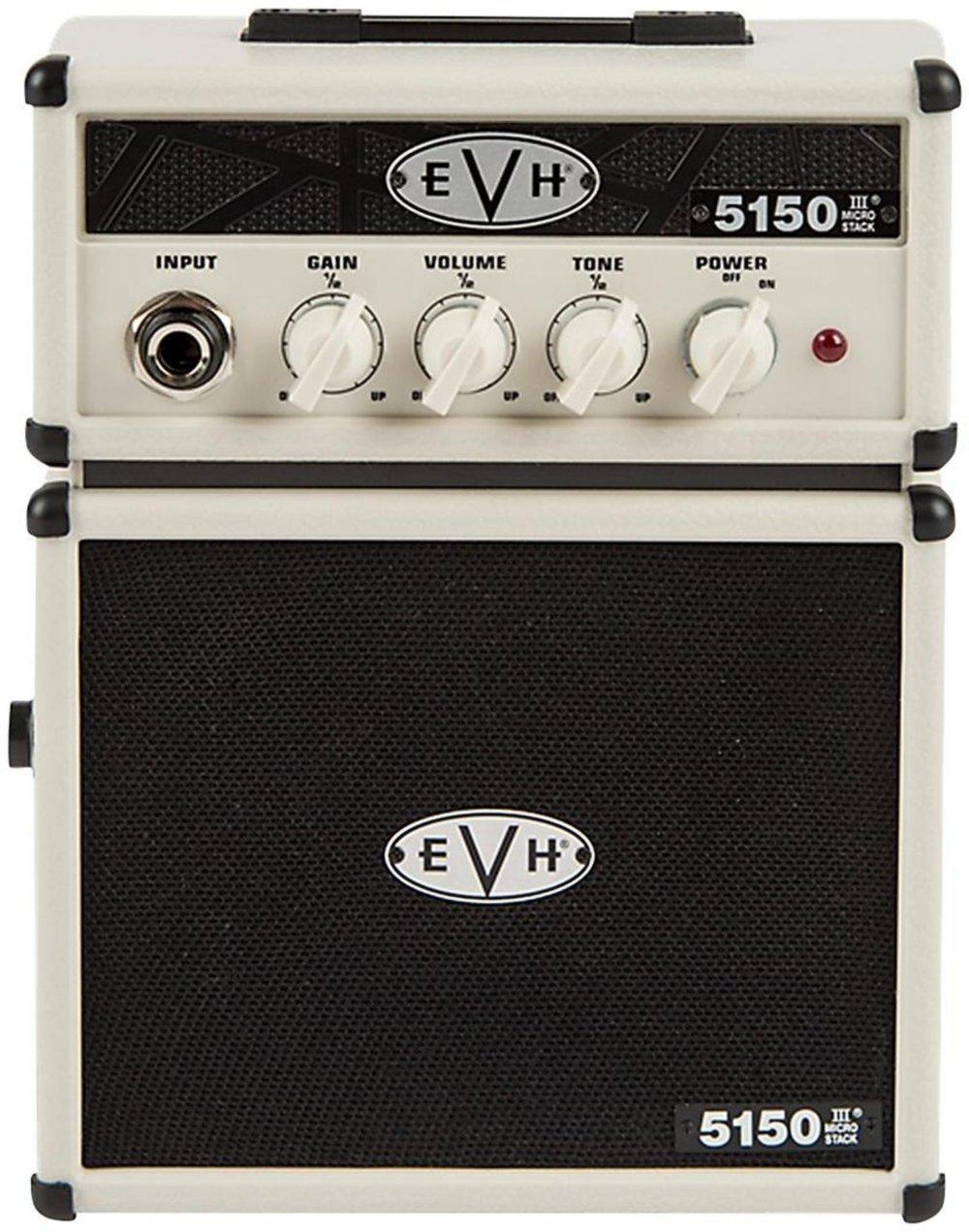 Amp Guitar EVH 5150III 1 Watt Micro Stack 022-4800-400