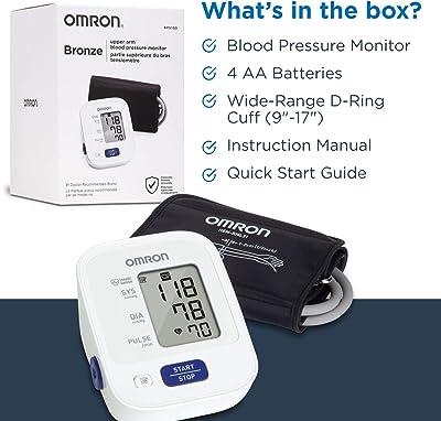 Omron Bronze BP5100 Blood Pressure Monitor