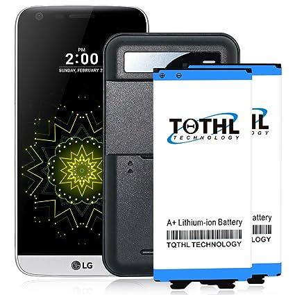 Amazon.com: LG G5 Battery Kit,TQTHL 2x3200mAh Li-ion Replacement ...