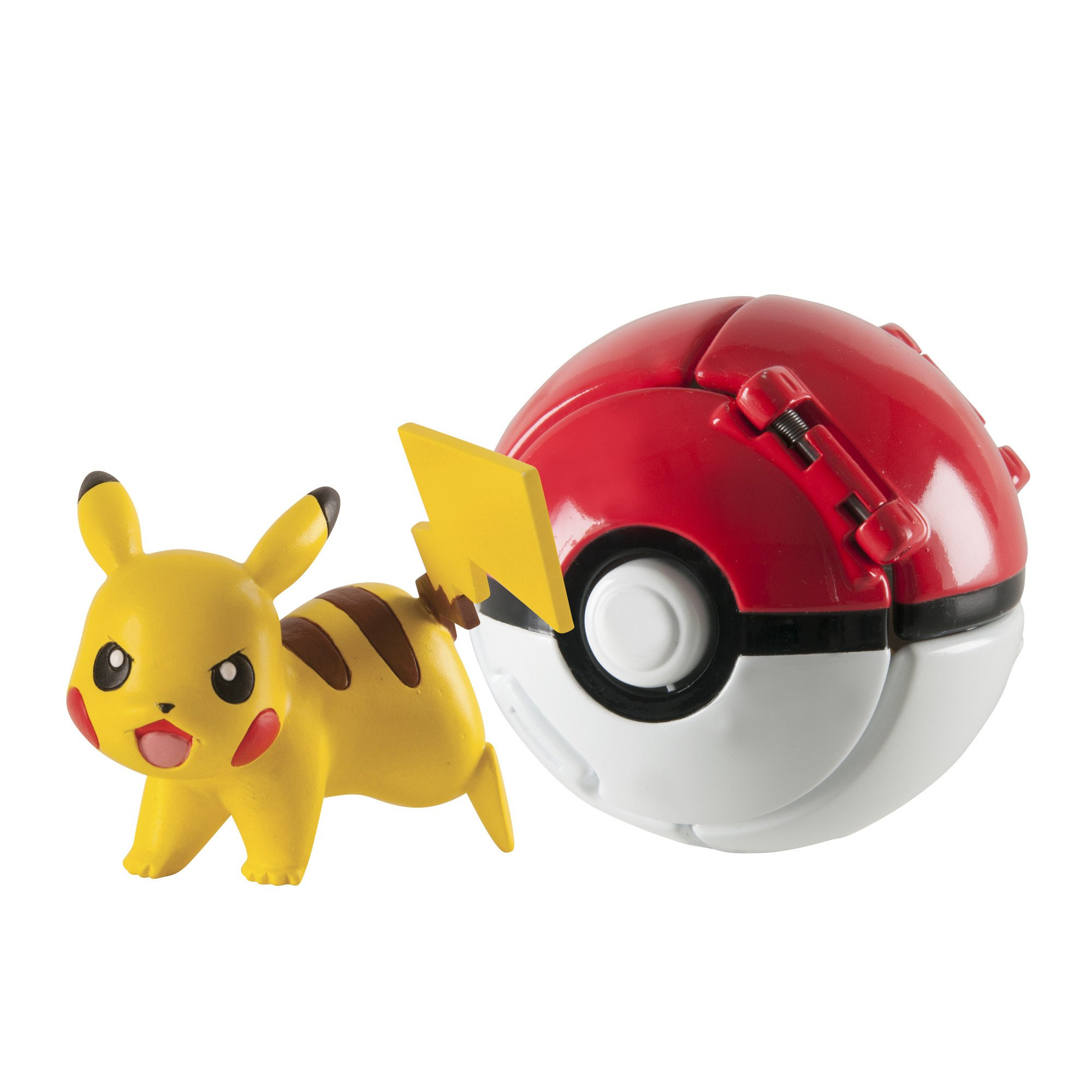 Throw 'N' Pop Pikachu and Poké Ball