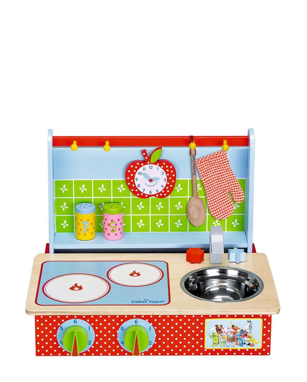 Die lieben Sieben Spielküche - Kofferküche