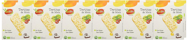 Vivibio, Tortita de Maíz (Sal marina, Sin gluten) - 12 de ...